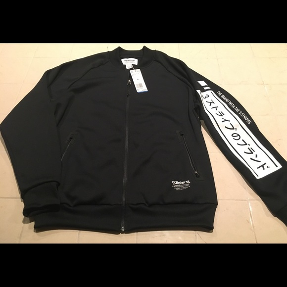 9b53a1201dcc Adidas Men s Track Jacket NMD D-TT BP 5559